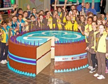 The Big Brownie Birthday – 2014 celebrates 100 years of the Brownies