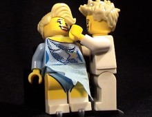 A LEGO Tribute to 30 years of the Bolero & Dancing on Ice