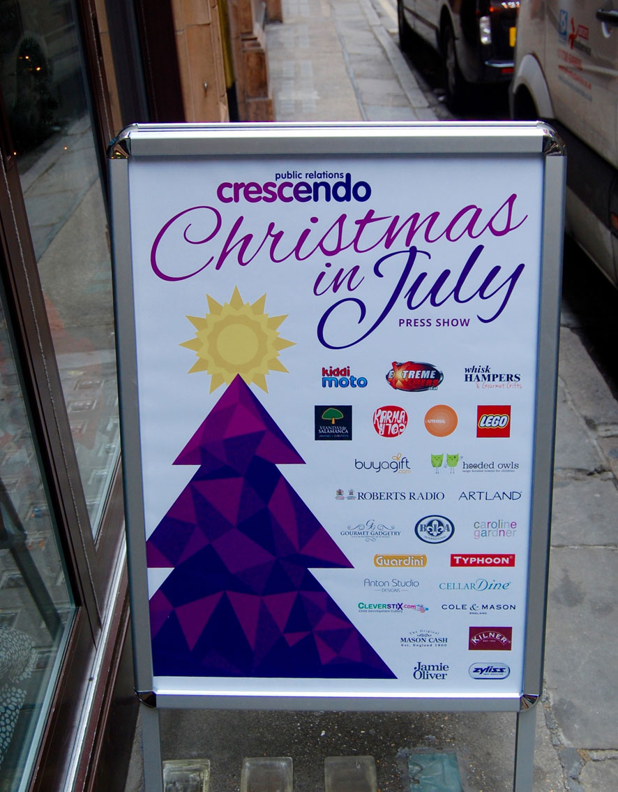 christmas-in-july-sign