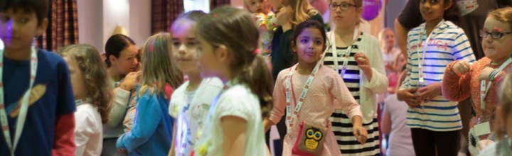 LEGOLAND Hotel, Windsor – LEGO Friends Pop Star party