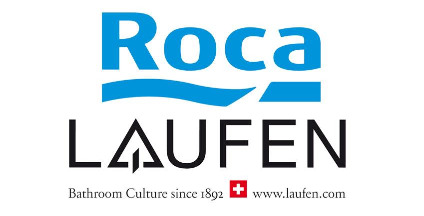 Roca & Laufen Logos